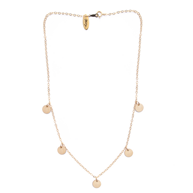 Jolie Shorty Necklace