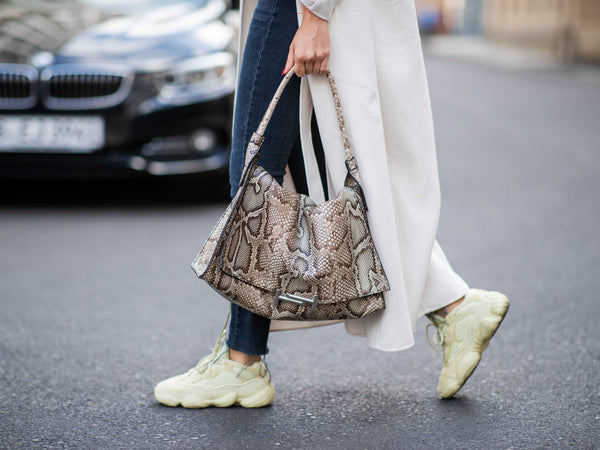 How To Dress Classy With Sneakers