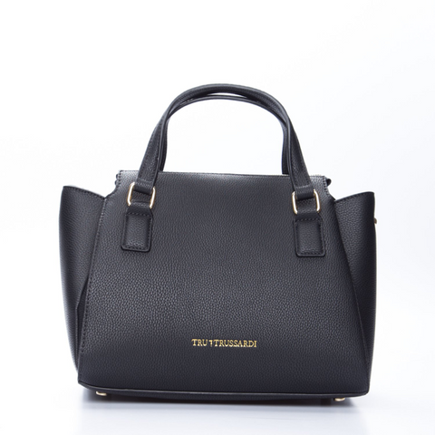 Tru Trussardi Tote Leather Bag