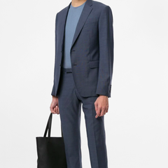 Emporio Armani Wool Blend Formal Suit