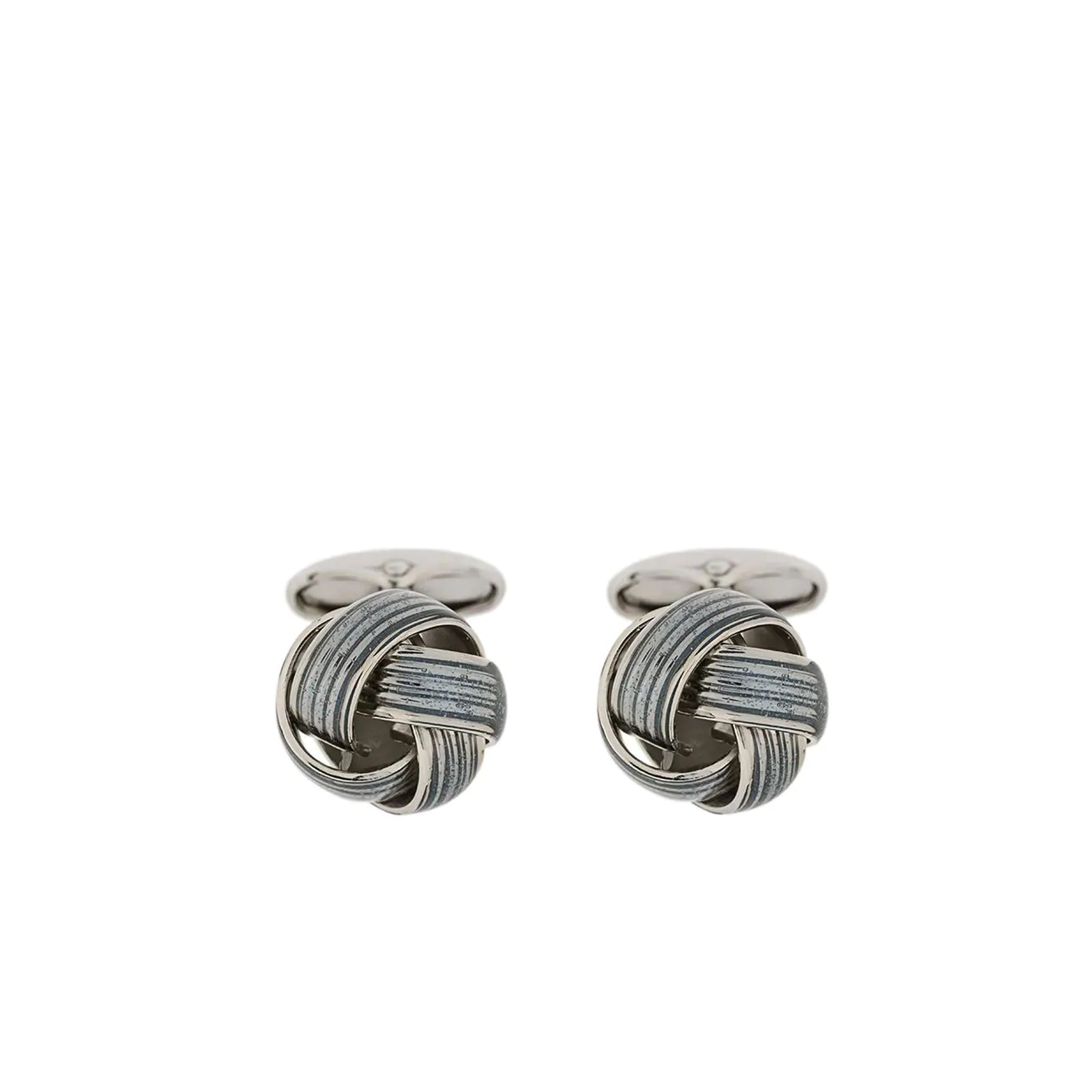 Corneliani Knot-Shaped Cufflinks