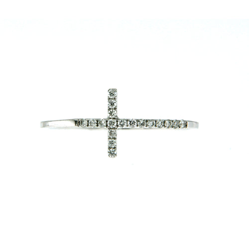 De Maria Jewelry 18k Gold Diamond Ring