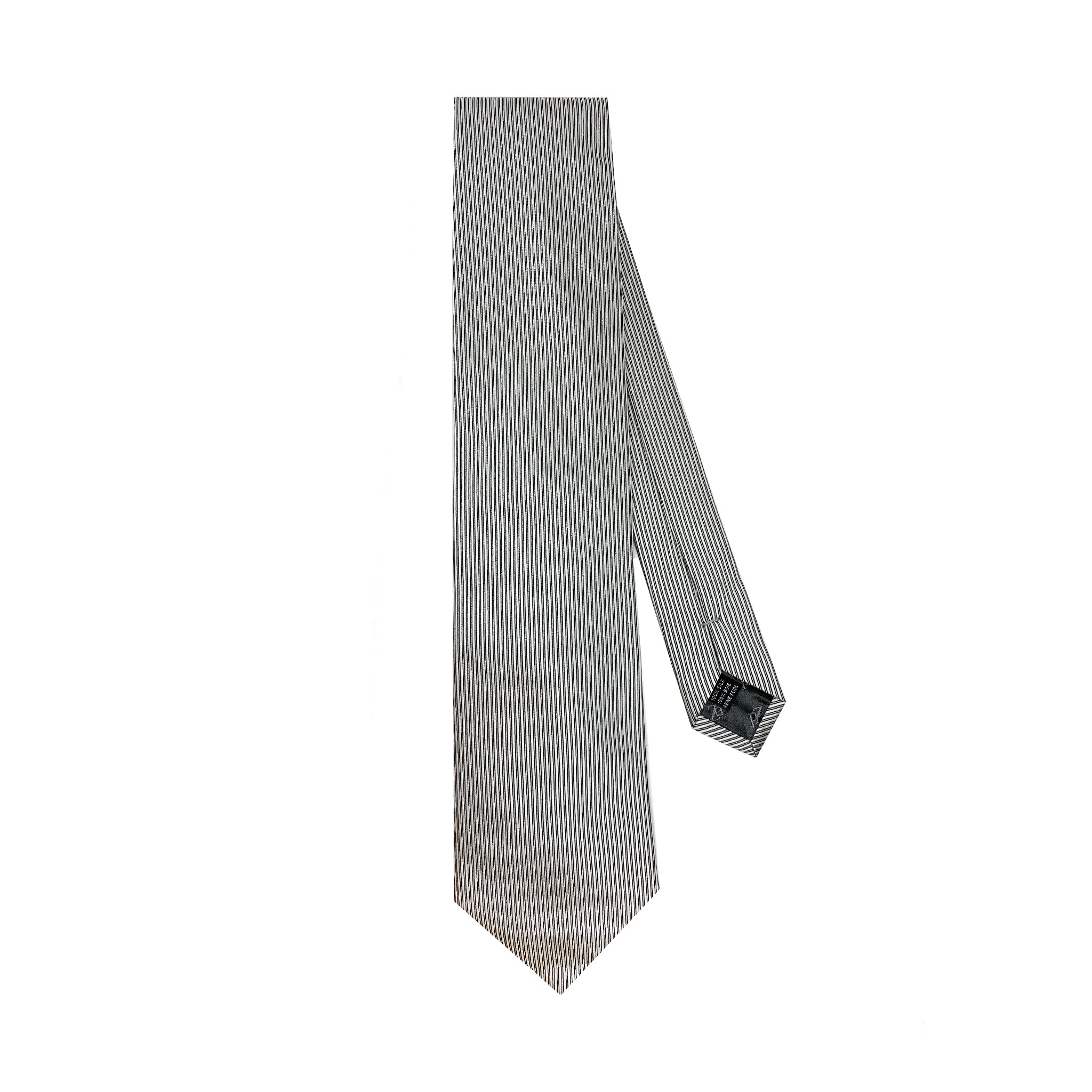 Pal Zileri Striped Silk Tie