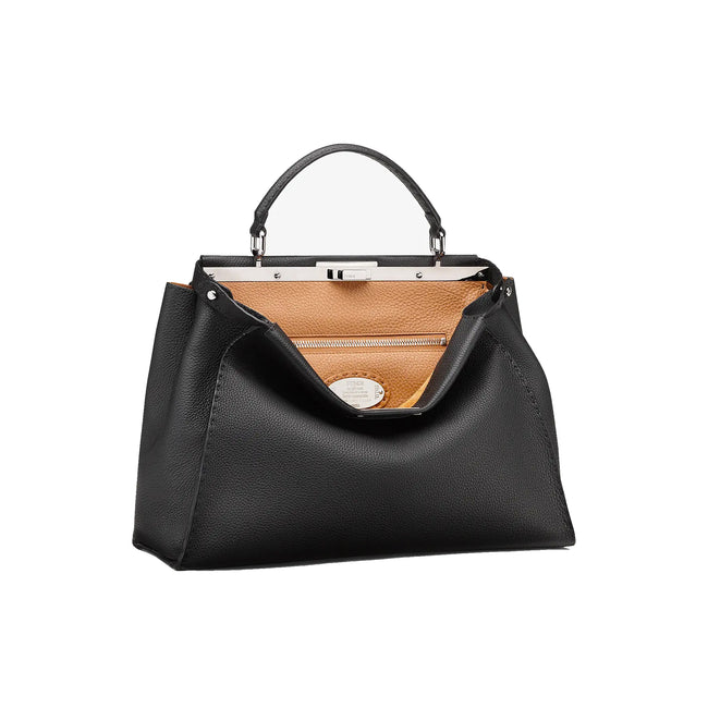 Fendi Peekabo Iconic Leather Bag