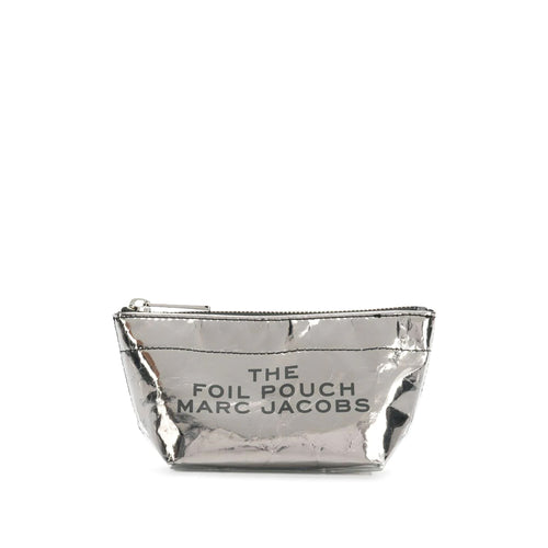 Marc Jacobs Logo Travel Foil Pouch