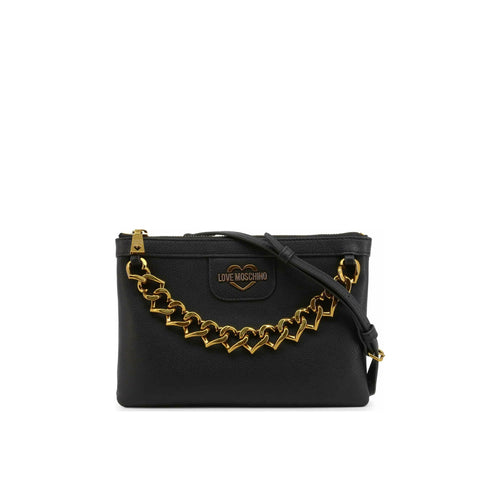 Love Moschino Logo Clutch