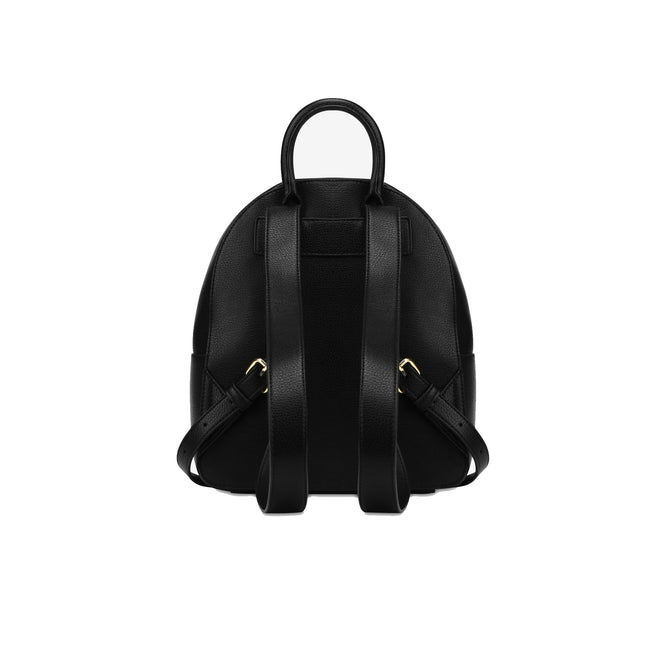 Love Moschino Studded Logo Backpack