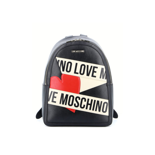 Love Moschino Logo Backpack