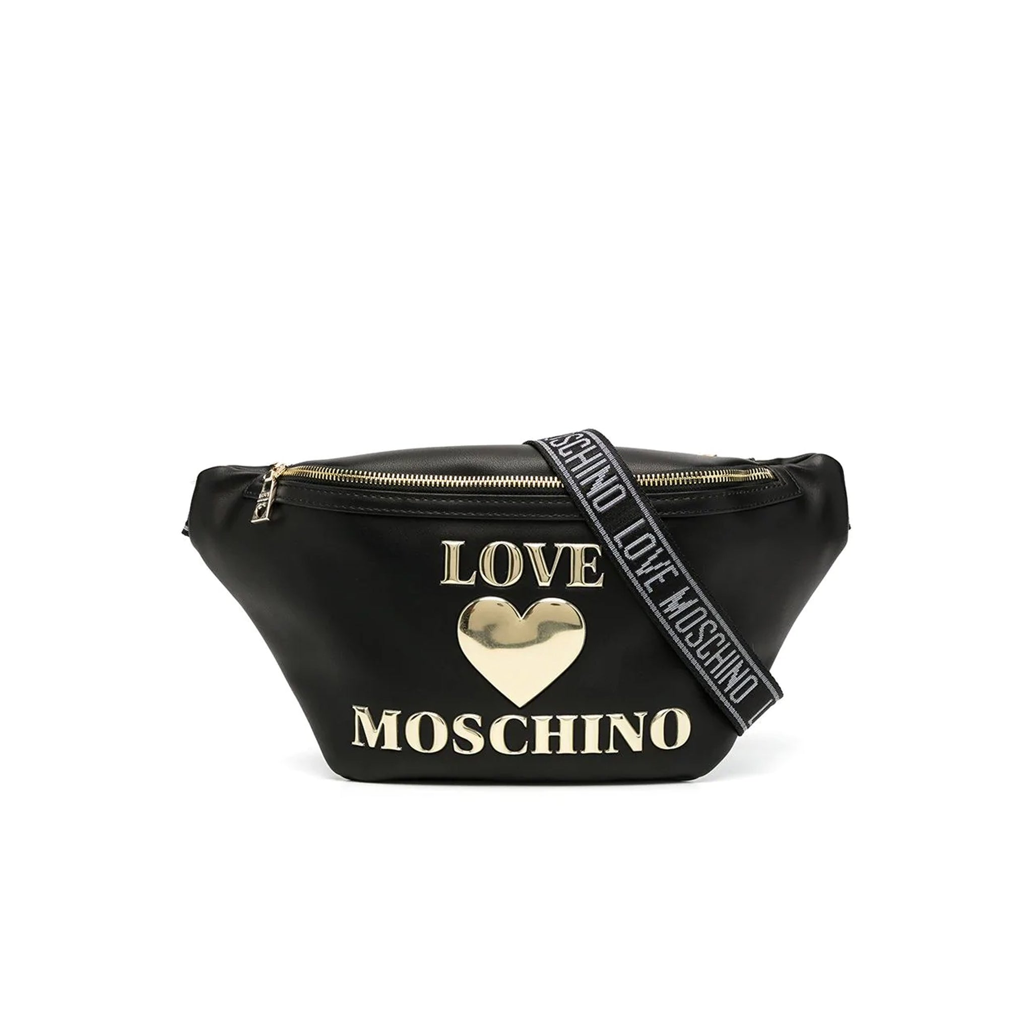 Love Moschino Logo Belt Bag