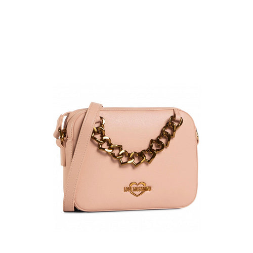 Love Moschino Logo Shoulder Bag