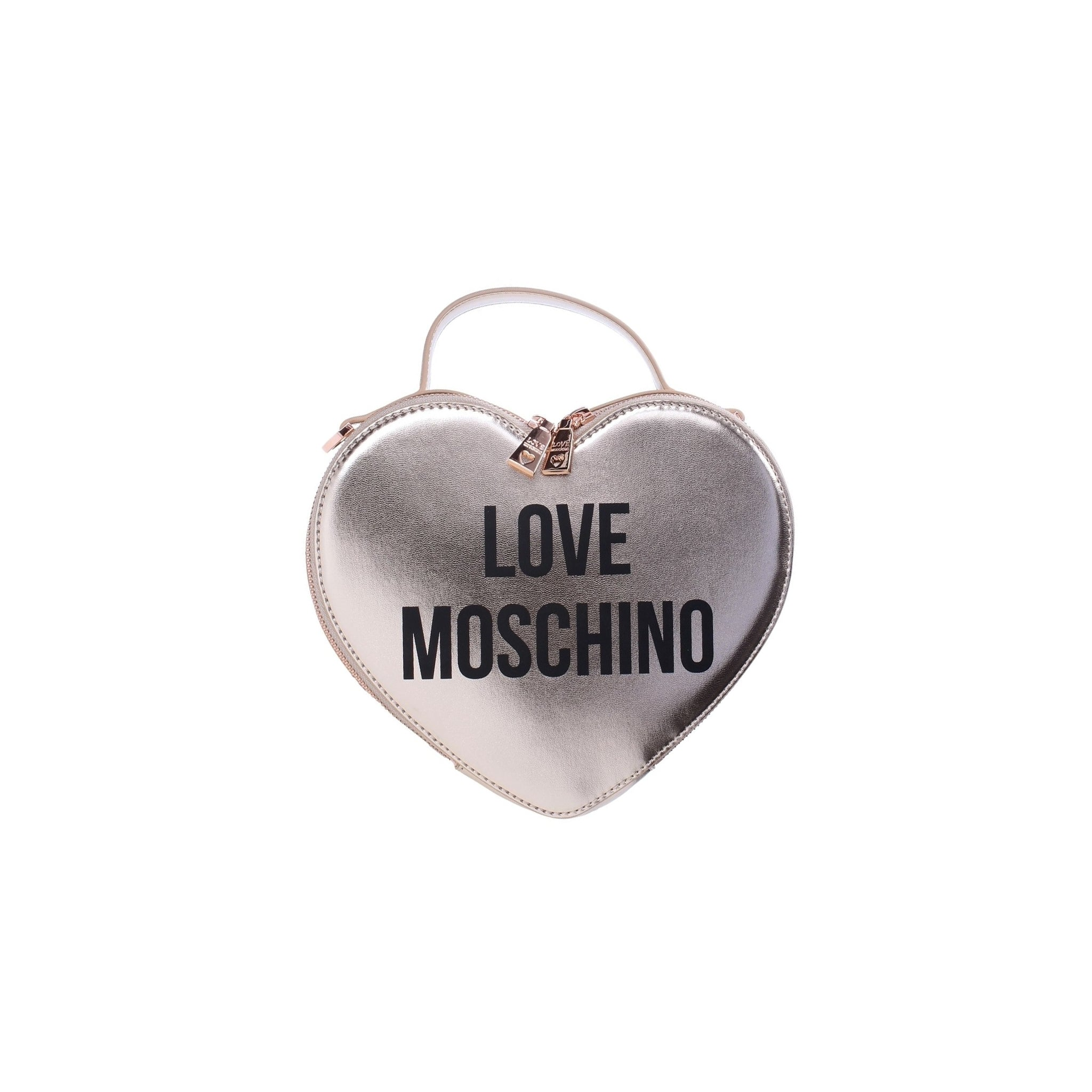Love Moschino Heart Shape Handbag