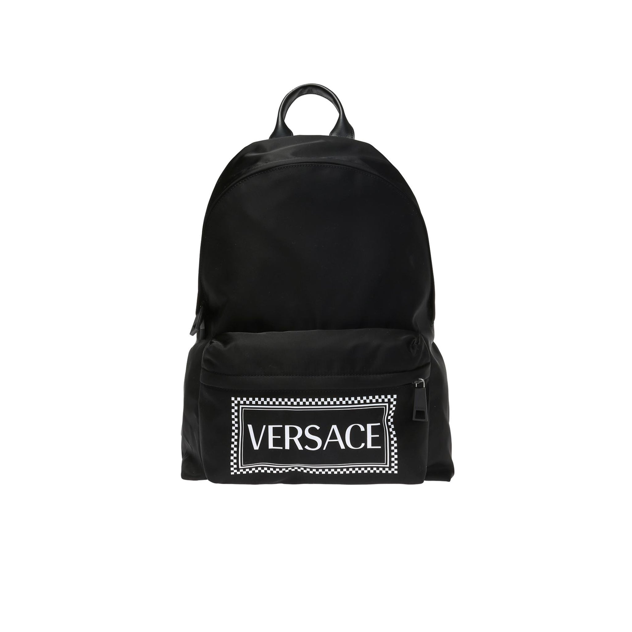 Versace Logo Backpack