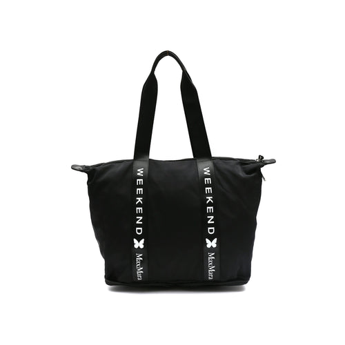 Max Mara Weekend Nylon Logo Bag