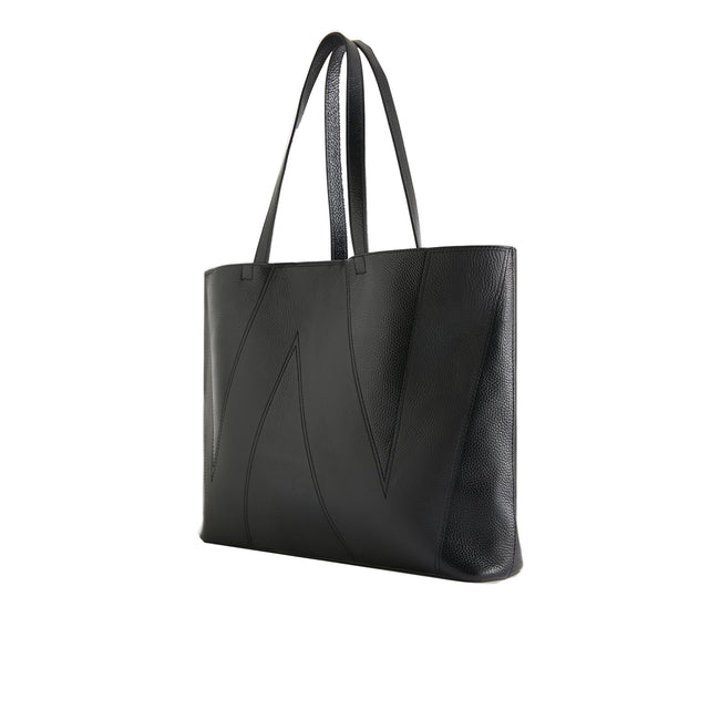 Max Mara Weekend Falster Leather Shopper Bag
