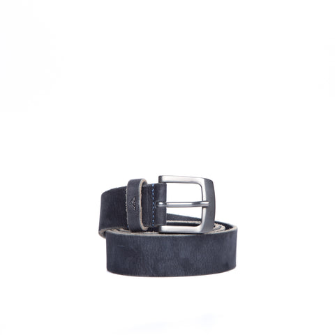 Armani Jeans Leather Belt-ARMANI JEANS-SHOPATVOI.COM - Luxury Fashion Designer