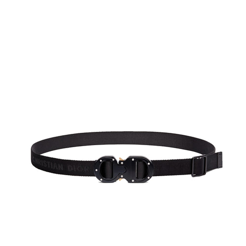 Dior Reversible Cd Leather Belt