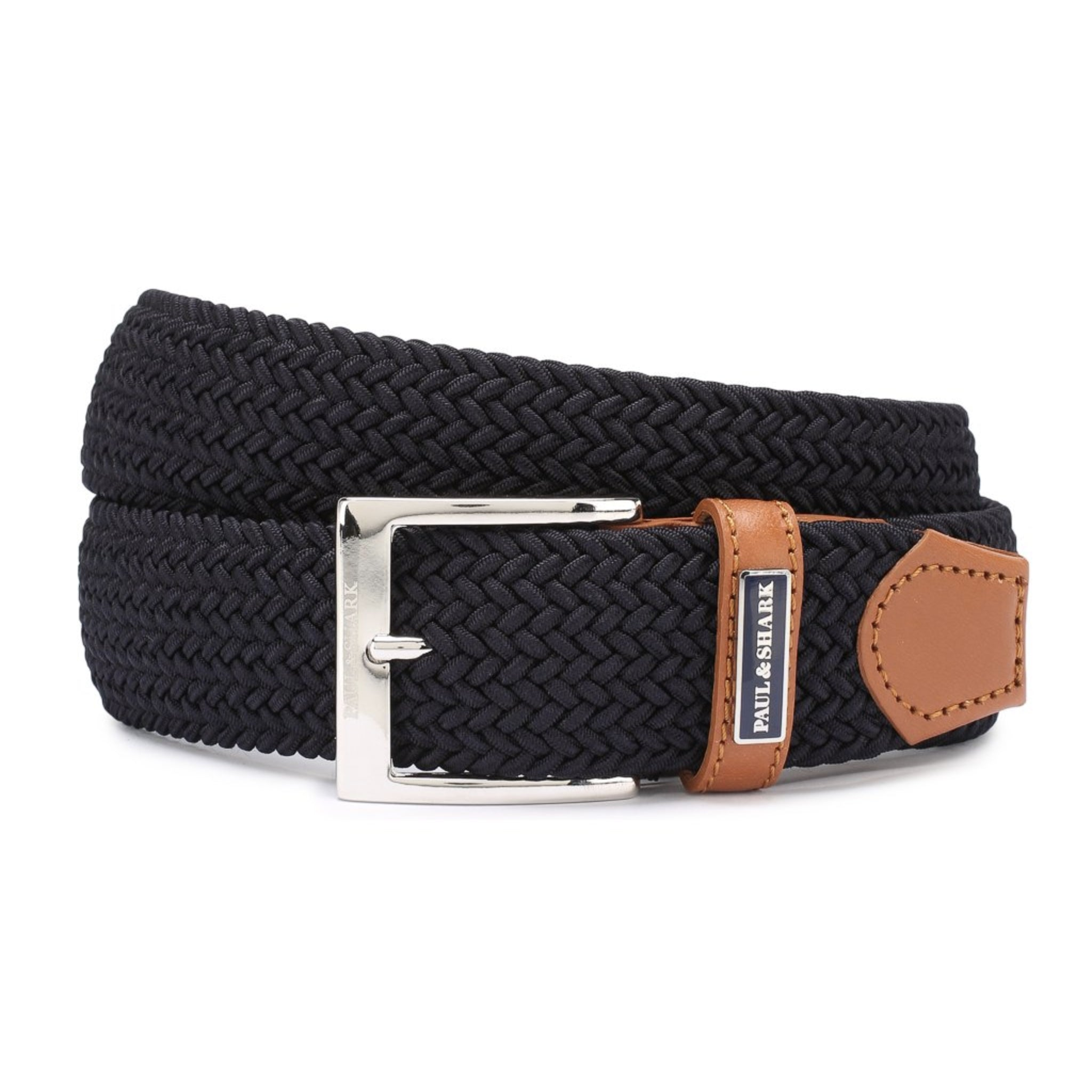 Paul & Shark Knitted Belt