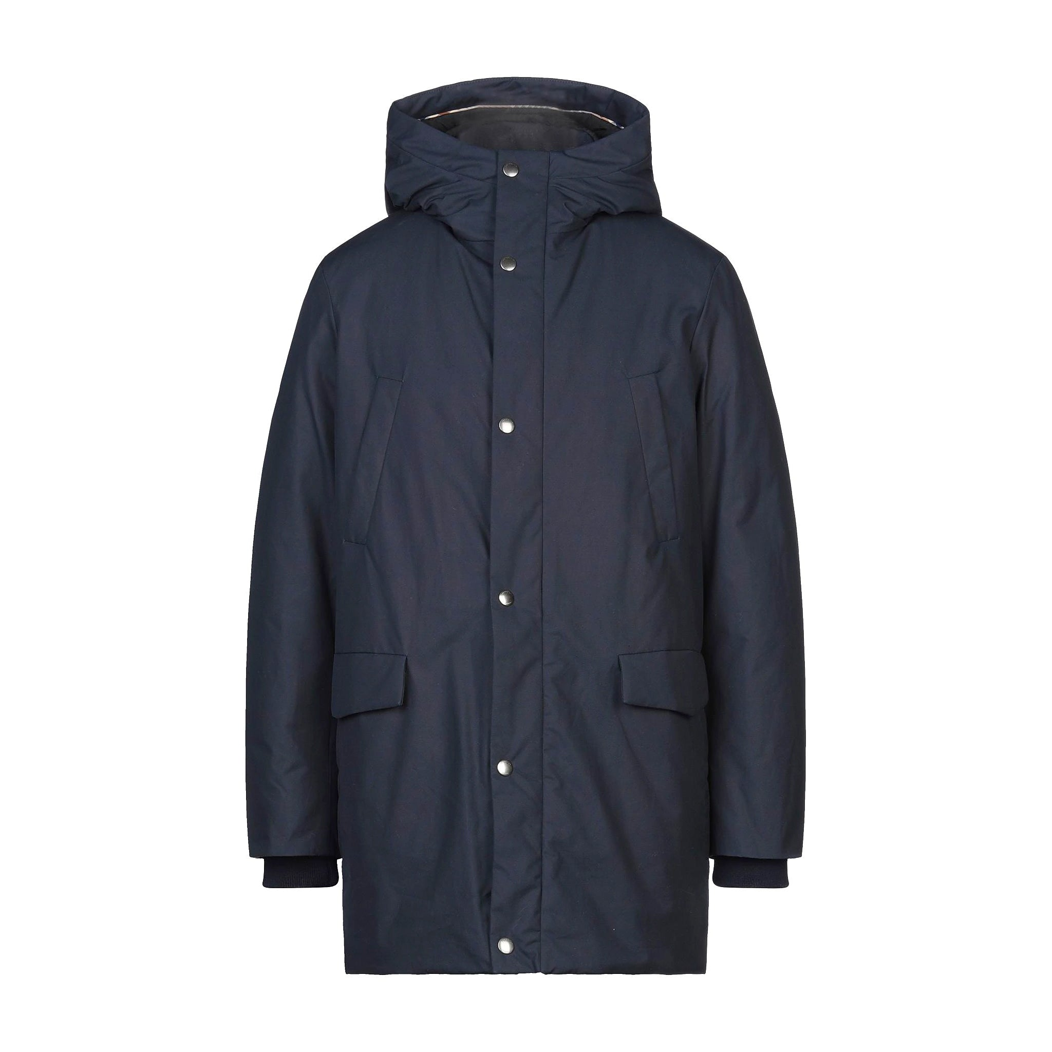 Aquascutum Padded Cotton Coat