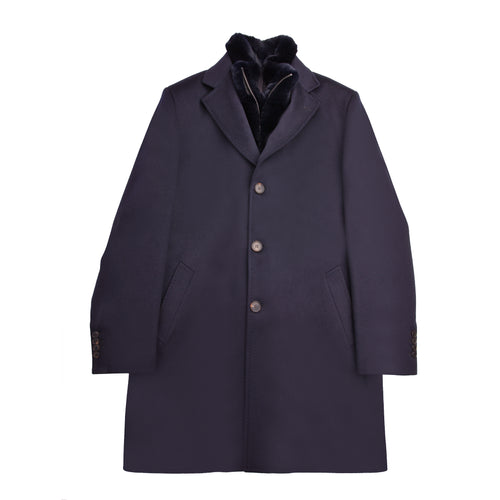 Heresis Virgin Wool Coat