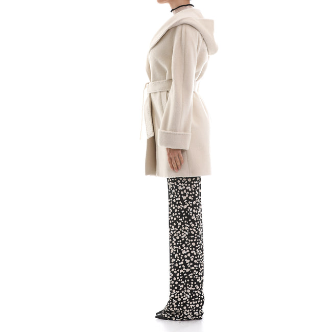 Heresis Babyllama Hooded Coat-HERESIS-SHOPATVOI.COM - Luxury Fashion Designer