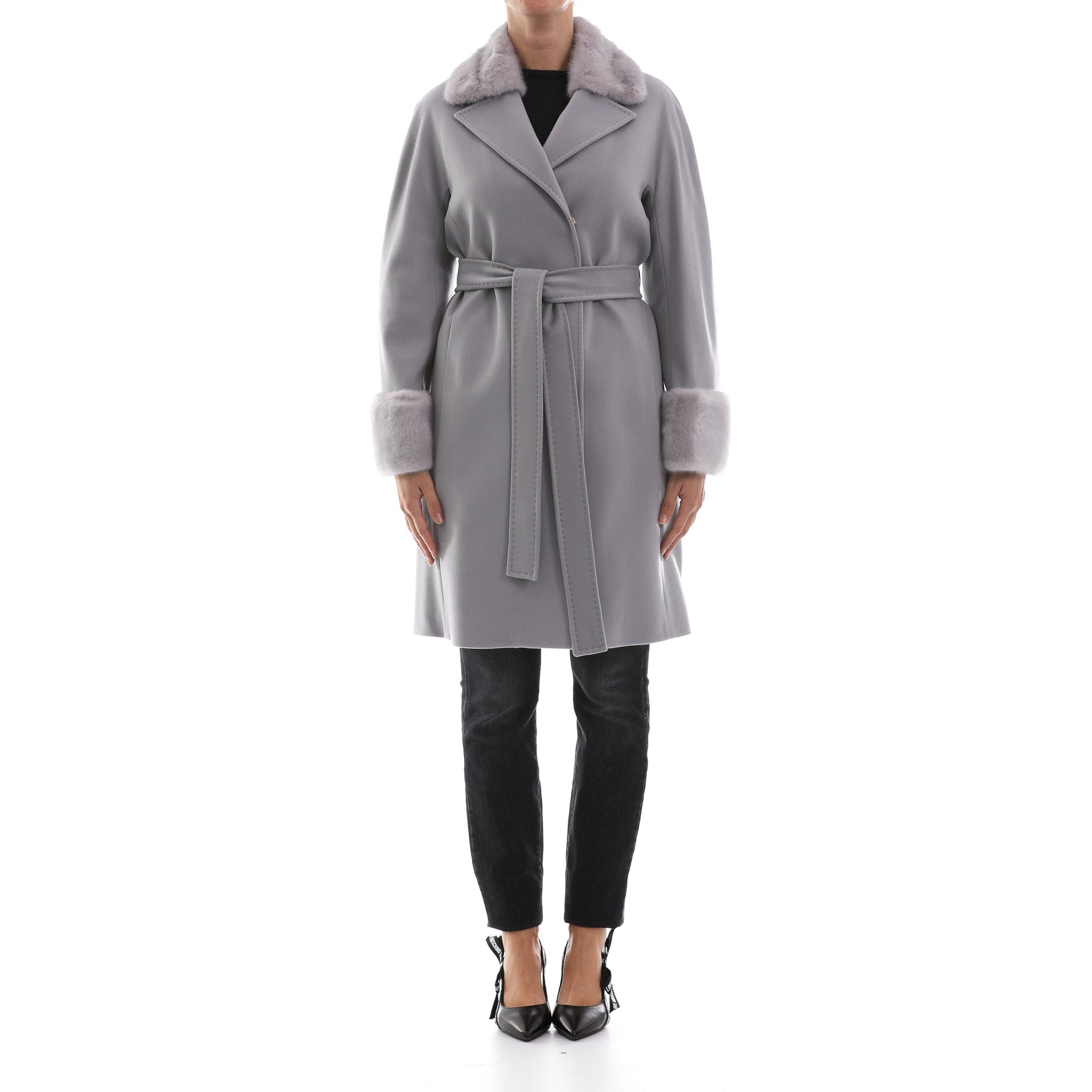 Heresis Virgin Wool Coat-HERESIS-SHOPATVOI.COM - Luxury Fashion Designer