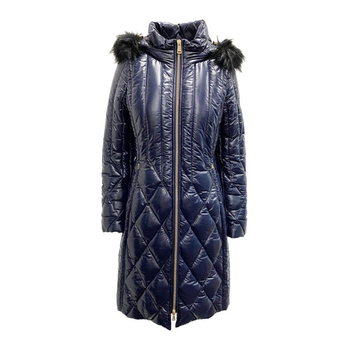 Paul & Shark Padded Long Coat