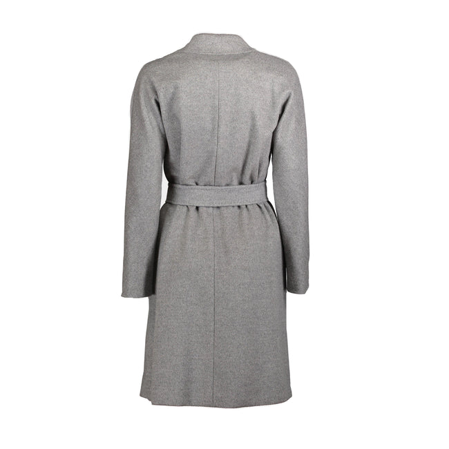 Max Mara Studio Luana Robe Wool Coat