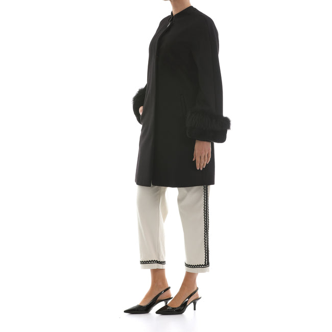 Max Mara Studio Wool Coat-MAX MARA STUDIO-SHOPATVOI.COM - Luxury Fashion Designer