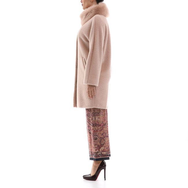 Max Mara Studio Alpaca And Wool Coat-MAX MARA STUDIO-SHOPATVOI.COM - Luxury Fashion Designer