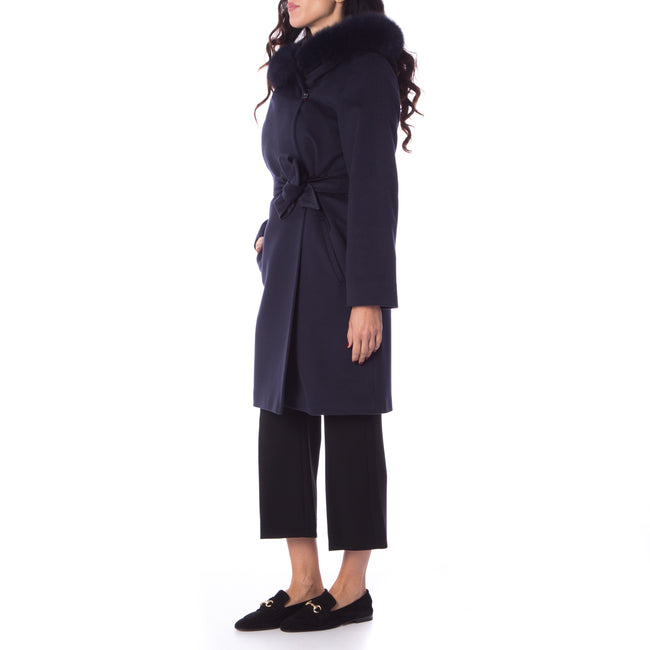 Wool And Cashmere Coat-MAX MARA STUDIO-SHOPATVOI.COM - Luxury Fashion Designer