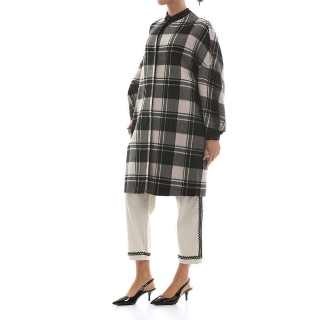 Max Mara Studio Reversible Wool Coat-MAX MARA STUDIO-SHOPATVOI.COM - Luxury Fashion Designer