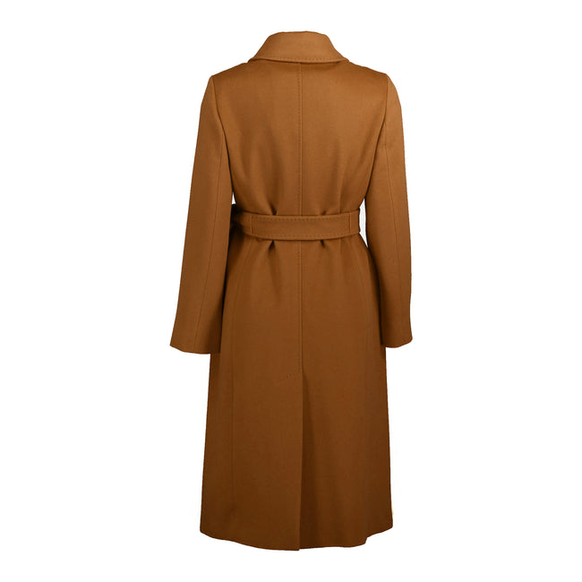 Max Mara Studio Bcollag Wool Coat