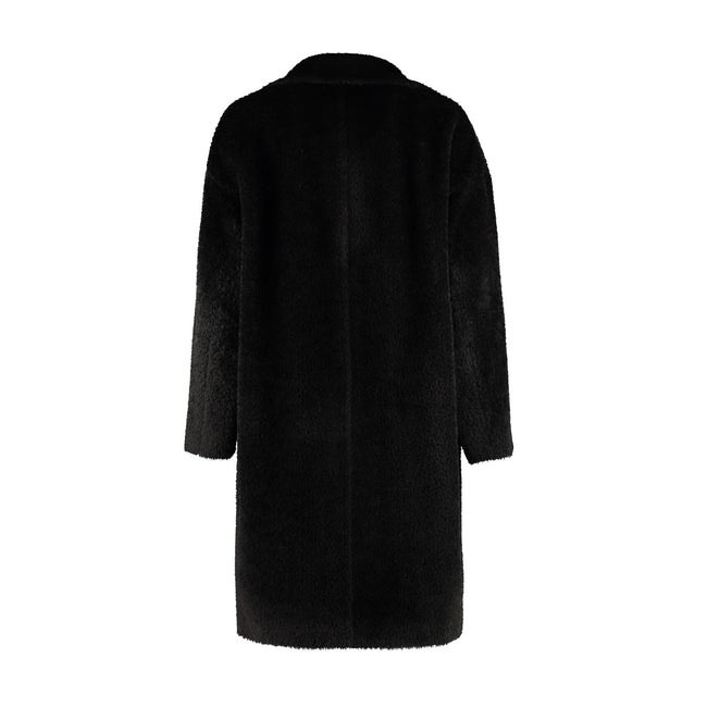 Max Mara Studio Alpaca And Wool Coat