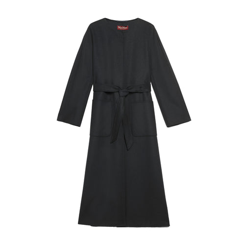 Max Mara Studio Colle Wool Blend Coat