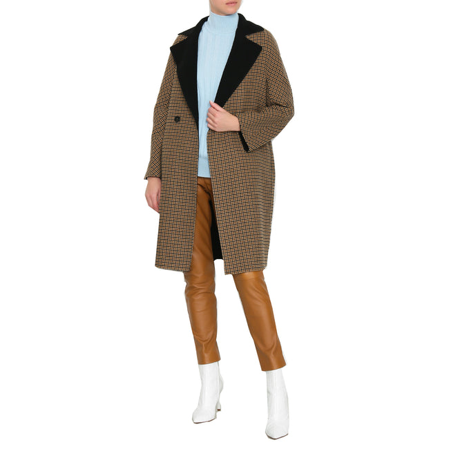 Max Mara Studio Uvetta Wool Coat