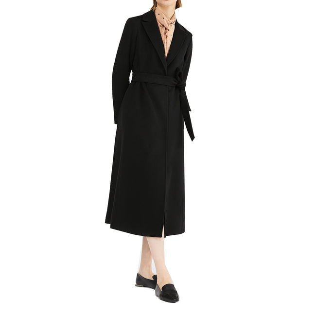 Max Mara Studio Sublime Long Wool Coat