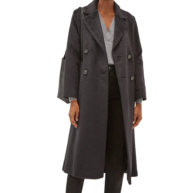 Max Mara Weekend Parma Wool And Alpaca Coat