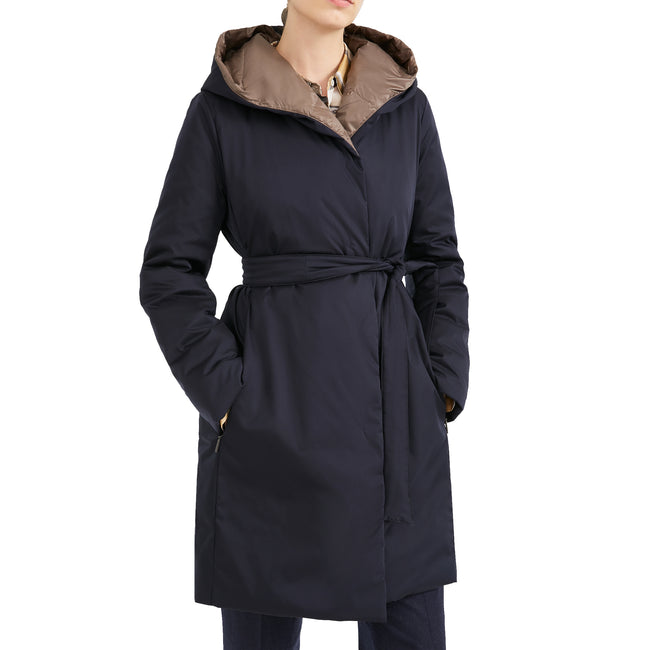 Max Mara Weekend Eguale Reversible Down Coat