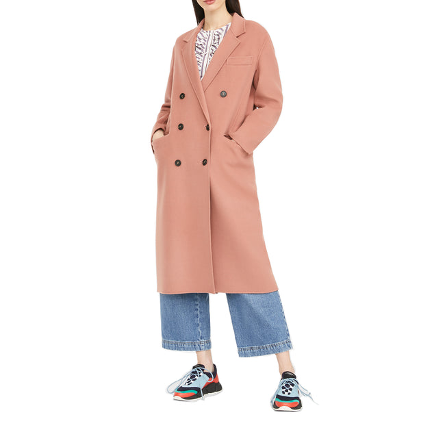 Max Mara Weekend Torbole Double-Breasted Coat