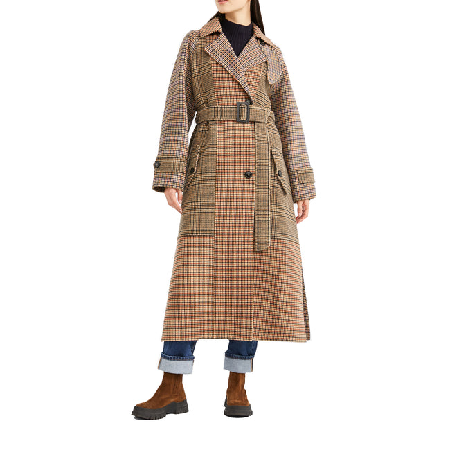 Max Mara Weekend Foggia Long Wool Coat