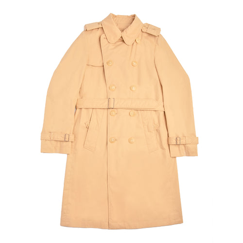 Saint Laurent Cotton Trench Coat