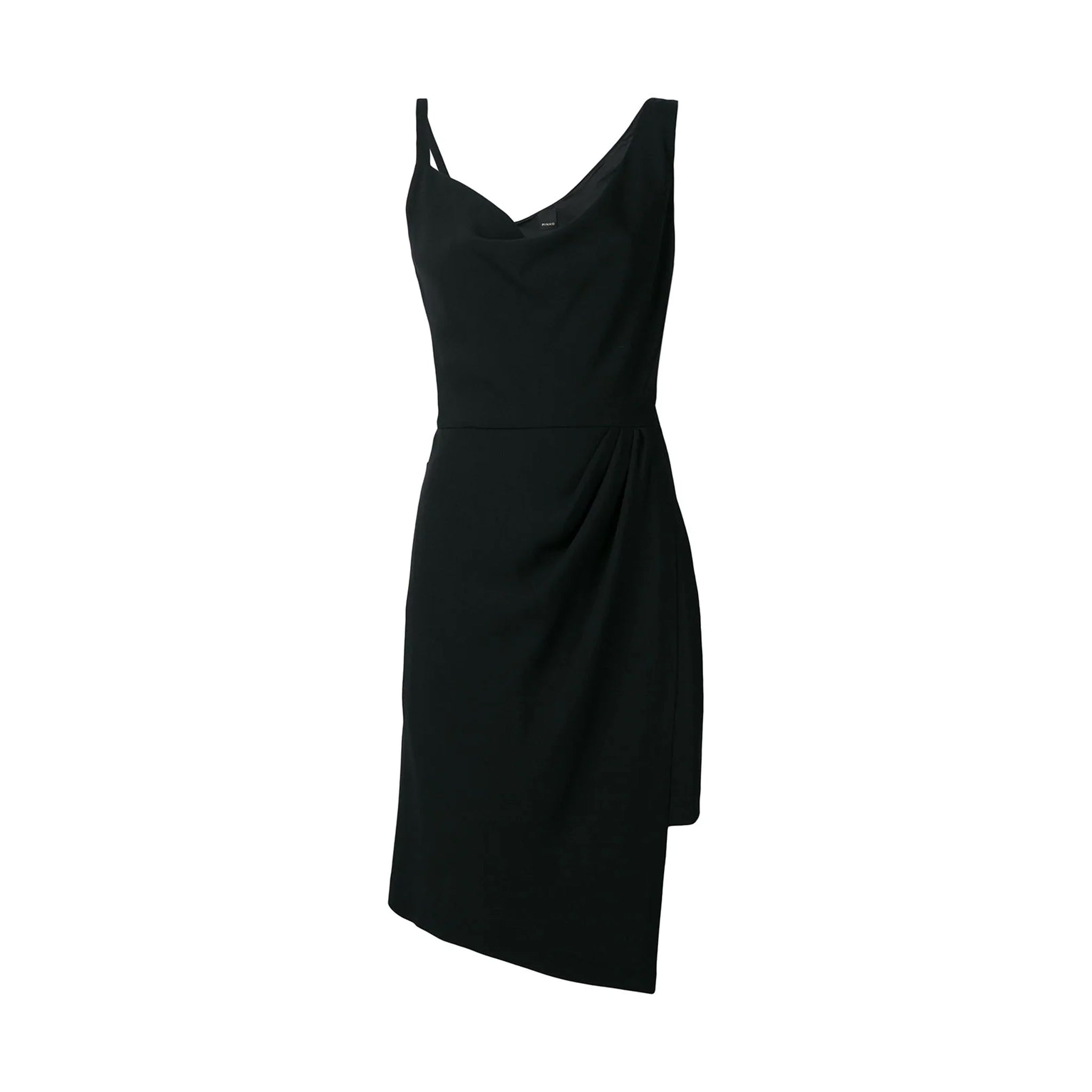 Pinko Guglielmo Asymmetric Dress