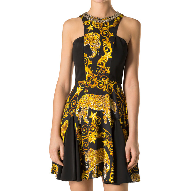 Philipp Plein Laig Short Dress