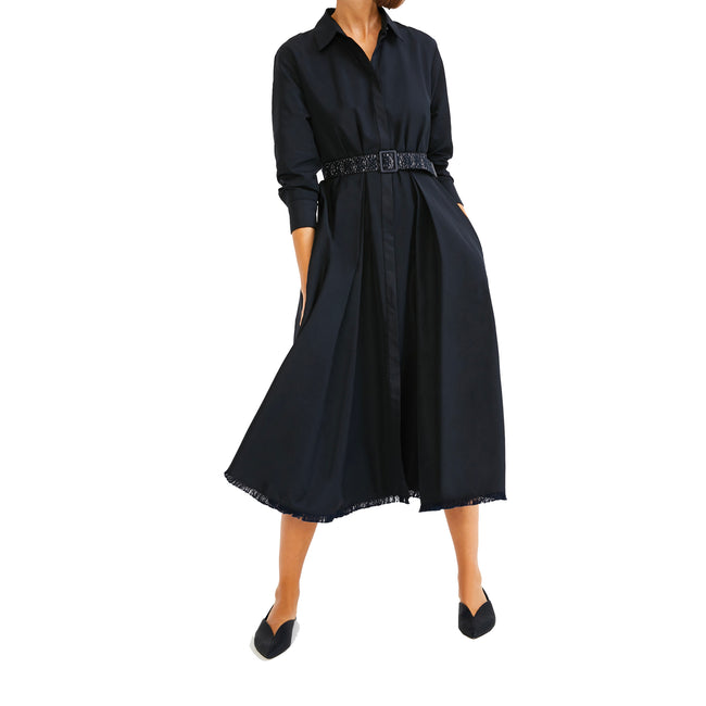 Max Mara Studio Midi Shirt Dress