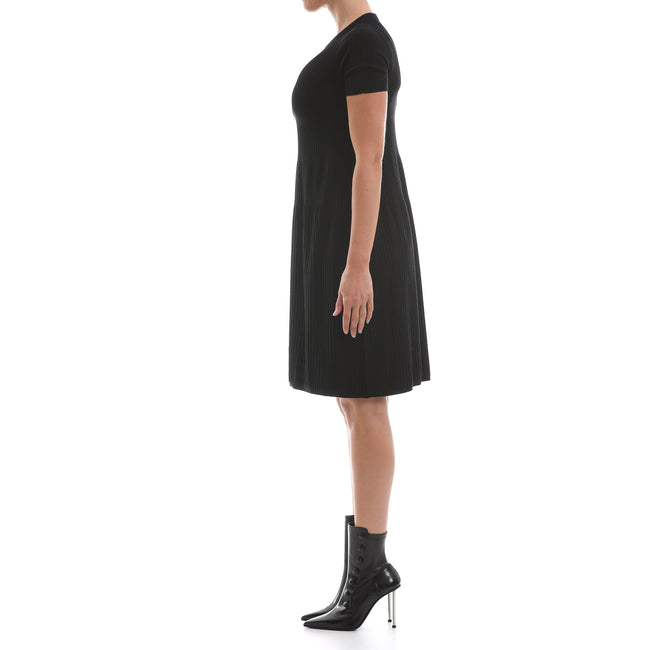 Max Mara Studio Knitted Viscose Dress-MAX MARA STUDIO-SHOPATVOI.COM - Luxury Fashion Designer