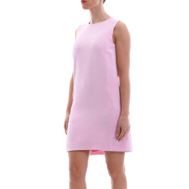 Versace Sleeveless Viscose Dress