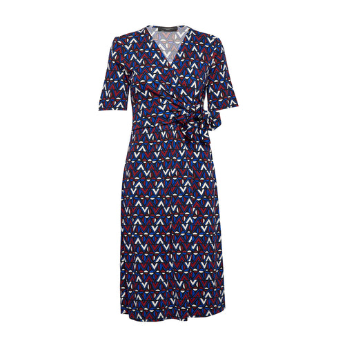 Max Mara Weekend Printed Cotton Dress