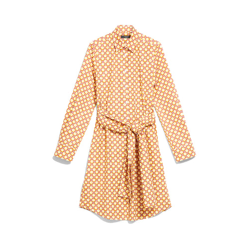 Max Mara Weekend Cotton Shirt Dress