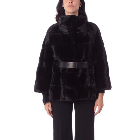 Florence Mode Mink Fur Jacket-FLORENCE MODE-SHOPATVOI.COM - Luxury Fashion Designer
