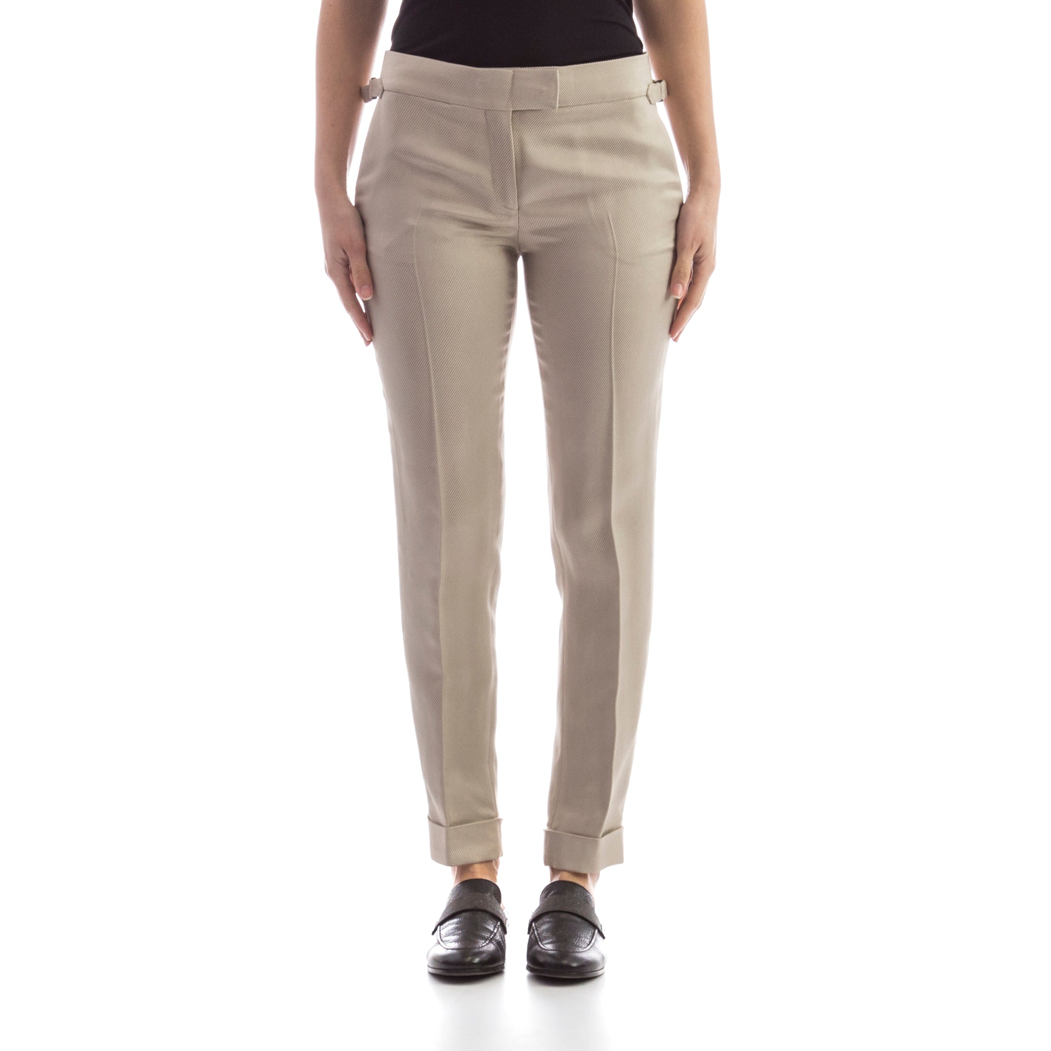 Tom Ford Mid-Rise Trousers-TOM FORD-SHOPATVOI.COM - Luxury Fashion Designer